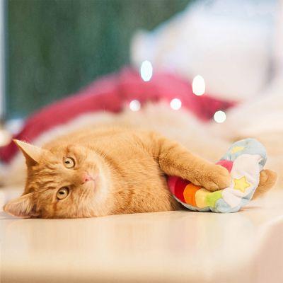 ... Hračka pre mačky Aumüller dúhové srdce ... 01ef3adfeaf
