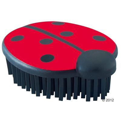 Hunter Ladybird Rubber Brush