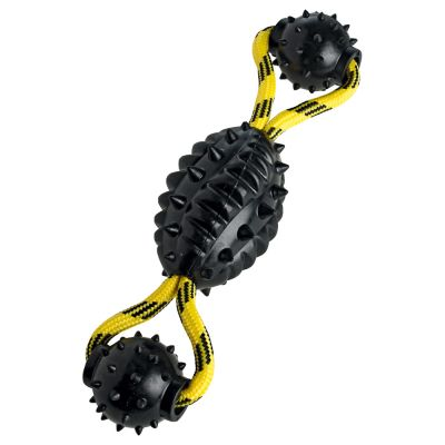 Hunter Spike Ball Rope zabawka dla psa
