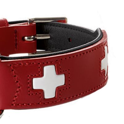 Hunter Swiss halsband