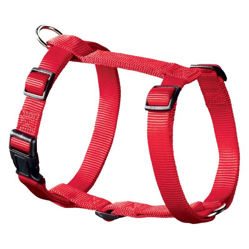 Hunter Vario Rapid Ecco Sport Harness - Red