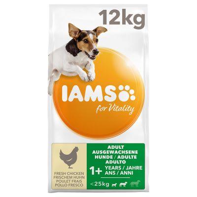 IAMS for Vitality Adult Small & Medium Dog - Chicken