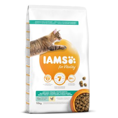 IAMS for Vitality Fettarme Rezeptur / Sterilised