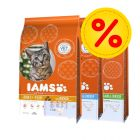 Iams Proactive Adult Cat Mixed Trial Pack 3 x 3kg