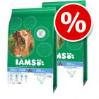 Iams Proactive Health Dry Dog Food Economy Packs 2 x 12kg