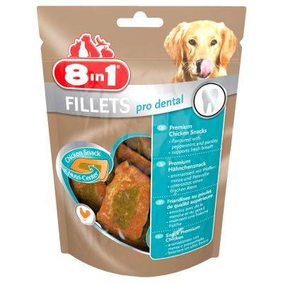 8in1 Fillets Pro Dental pour chien