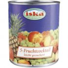 Iska 5-Fruchtcocktail 425 ml