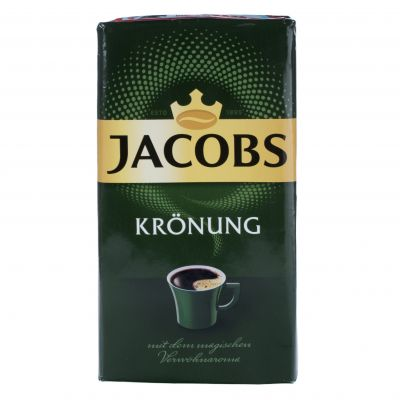 jacobs kaffee kr nung gemahlen g nstig online bestellen zoobee. Black Bedroom Furniture Sets. Home Design Ideas