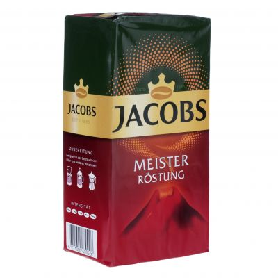 jacobs kaffee meisterr stung g nstig online bestellen zoobee. Black Bedroom Furniture Sets. Home Design Ideas