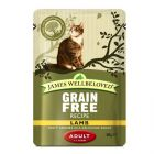 James Wellbeloved Adult Cat Pouches - Lamb