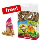JR Farm Assorted Bird Foods + 250g Yellow Foxtail Millet Free!*