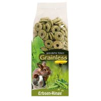 JR Farm Grainless Erbsen-Ringe