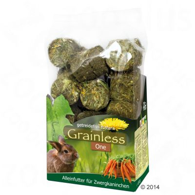 JR Farm Grainless One para conejos enanos