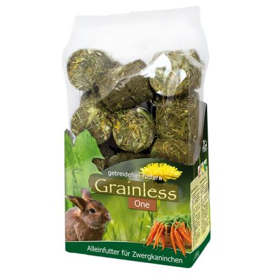 JR Farm Grainless One pour lapin nain