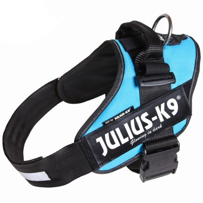 JULIUS-K9 IDC® Power Harness - Aqua