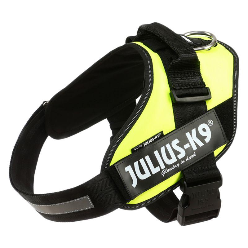 JULIUS-K9 IDC® Power Harness – Neon Green