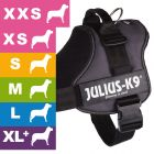 JULIUS-K9® Power Harness - Anthracite