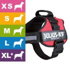 JULIUS-K9® Power Harness - Red
