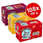 Jumbo Sparpaket: Catessy Häppchen 108 x 100 g