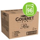 Jumbopack Gourmet Perle 96 x 85 g pour chat