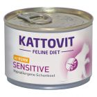 Kattovit Sensitive (Hypoallergenic Food) 6 x 175g