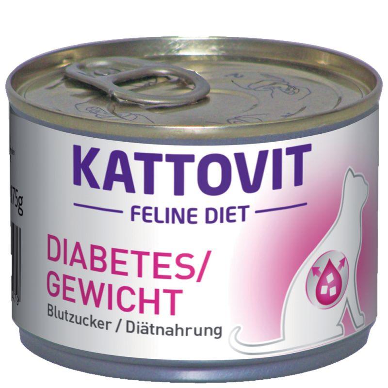 Kattovit High Fibre (diabetes), 175 g