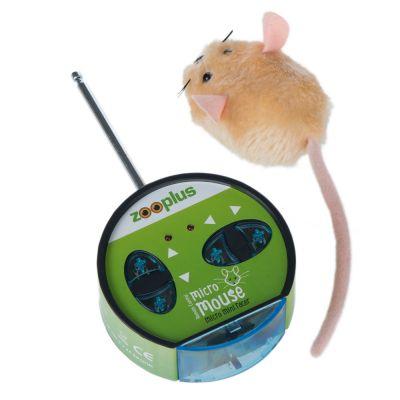 RC Elektrische Ferngesteuerte Katzenspielzeug Maus Cat Toy Katzenzubehör Kinder Katzen