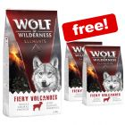 12kg Wolf of Wilderness Dry Dog Food + 2kg Free!*