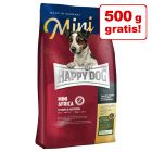 3,5 kg + 500 g på köpet! 4 kg Happy Dog Supreme Sensible Mini