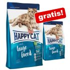 10 kg + 1,4 kg gratis! 11,4 kg Happy Cat