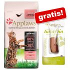 2 kg Applaws granule + 30 g Applaws Cat Tuna Loin zdarma!