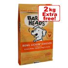 12kg Barking Heads Dry Food + 2kg Extra Free!*