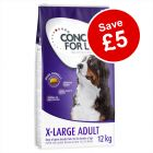12kg Concept for Life Dry Dog Food - £5 Off!*
