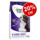 12kg Concept for Life Dry Dog Food - 20% Off!*
