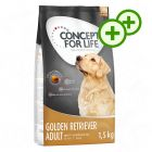 1.5kg Concept for Life Dry Dog Food - Double Points!*