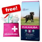 15kg Eukanuba Life Stages Dry Dog Food + First Aid Kit Free!*