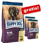 2 kg gratis! Grossgebinde Happy Dog Supreme