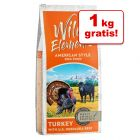 11 + 1 kg gratis! 12 kg Wild Elements