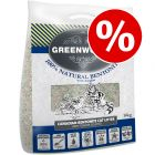 14kg Greenwoods Clumping Cat Litter with Zeolite - Special Price!*