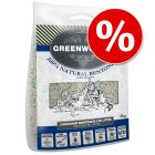 6kg Greenwoods Natural Clay Cat Litter with Zeolite - Special Price!*