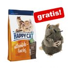 10 kg Happy Cat + Happy Cat muldvarp  gratis!