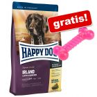 12,5 kg Happy Dog Supreme Sensible + Osso in TPR gratis!