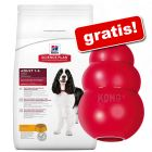 12 kg Hill's Science Plan + KONG Classic gratis!