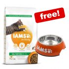 10kg IAMS for Vitality Dry Cat Food + IAMS Bowl Free!*