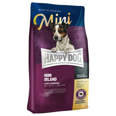 4 kg + 1 kg gratis! 5 kg Happy Dog Supreme Mini