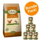 1.5kg Lukullus Dry Dog Food + 6 x 400g Lukullus Wet Food - Bundle Price!*