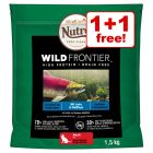 1.5kg Nutro Wild Frontier Dry Cat Food - Buy One Get One Free!*