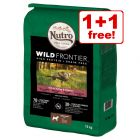 12kg Nutro Wild Frontier Dry Dog Food - Buy One Get One Free!*