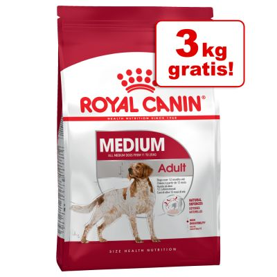 15 + 3 kg o 8 + 1 kg - Royal Canin Size Overfill