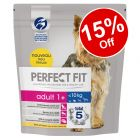 1.4kg Perfect Fit Small Dogs Dry Dog Food - 15% Off!*